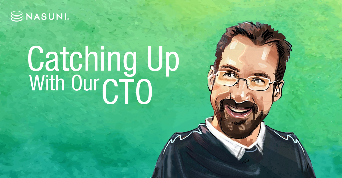 Catching Up with Our CTO: How to Move Forward in the Age of Distributed Disasters